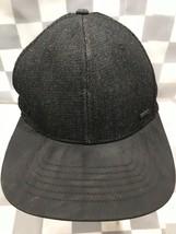 EXPRESS Black Trucker Snapback Adult Baseball Cap Hat - $10.29