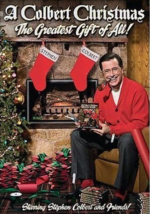 A Colbert Christmas - The Greatest Gift of All (DVD, 2008) - €6,21 EUR