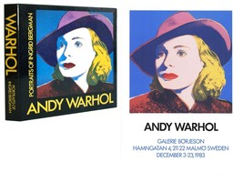 Bundle- 2 Assorted Warhol Collector Book and Print - $742.00