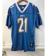 LaDainian Tomlinson #21 San Diego Chargers NFL Reebok Mesh Youth XL Jersey - $19.95