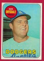 DON DRYSDALE 1969 Topps #400 - $19.95