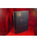 H. Rider Haggard FINE exceptional COPY of SHE-1887 first Edition, First ... - $1,960.00
