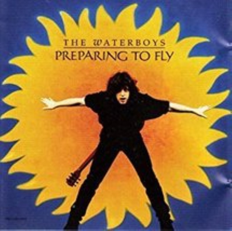 Preparing to Fly by The Waterboys Cd