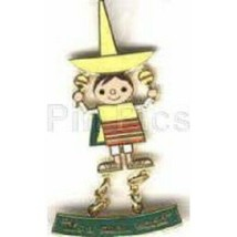Disney Attractions It's a Small World Character Dangle Mexico Pin - $17.97