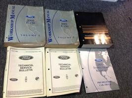 2005 Ford F-150 F150 Camion Service Atelier Réparation Manuel Set Avec E... - $256.93