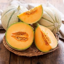 Melon Seeds - Cantaloupe - Hearts Of Gold - Outdoor Living - FREE SHIPPING - $29.99+