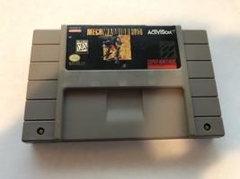 MechWarrior 3050 - Super Nintendo SNES - Cleaned & Tested - $12.13