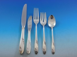 Rosecrest by Alvin Sterling Silver Flatware Set for 12 Service 66 pieces - $3,910.50