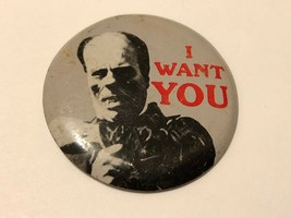"VTG 2"" UNIVERSAL STUDIO MONSTERS I WANT YOU PHANTOM OF THE OPERA PINBACK... - $19.75"