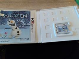 Nintendo 3DS Disney Frozen: Olaf's Quest image 2