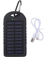 Waterproof Solar Power Bank 3.7V Lithium Battery USB Output Sun Panel - $37.99