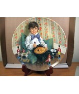 "Reco Collector's Plate ""Little Jack Horner"" 400J John McClelland (1982) - $13.49"