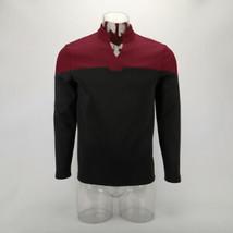 2019 Star Trek Red Picard Startfleet Command Uniform Costume Shirt Cospl... - $52.63