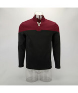 2019 Star Trek Red Picard Startfleet Command Uniform Costume Shirt Cospl... - £41.36 GBP