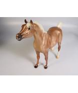 Breyer Palomino Horse Metallic Snowflake Classic toy horse figure 720033 - $33.19
