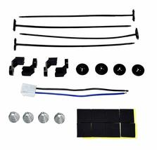 """16"""" Electric Fan 3000 CFM Wiring Install Kit Complete Thermostat 50AMP Relay image 9"""