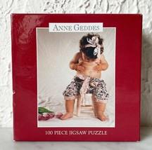 "Vintage Anne Geddes Baby Photograph Jigsaw Puzzle - 100 Piece 9""x 7"" NEW... - $12.30"