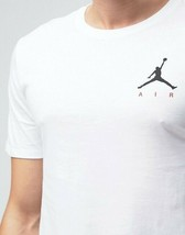 Nike Men's All Day Tee New Authentic White/Black 823476-101 - $21.99