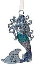 3.5 Inch Zinc Mermazing Mermaid Ornament- Grandmas - $6.88