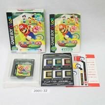 Nintendo Gameboy Mario Tenis GB Caja Laboral Japón 2001-032 - $18.93