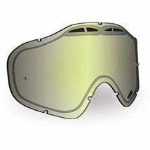 509 Sinister X5 Tear Off Lens - Chrome Mirror/Yellow Tint - $26.95