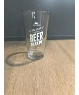 Green Flash BREWING COMPANY Pint Glass San Diego California Craft Beer Run - $14.00