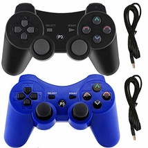 Molgegk Wireless Controllers For PS3 Playstation 3 Dualshock Six-axis,Bluetooth  - $26.72