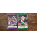 2019-20 PANINI CONTENDERS FRONT ROW SEAT 2 CARD LOT LEBRON JAMES JAYSON ... - $9.99