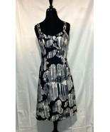 NY & Co Floral Sheath Dress Sundress Size 2 NWT - $35.00