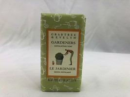 Crabtree & Evelyn Gardeners  Soap Single Bar 5.57OZ  158G - $10.99