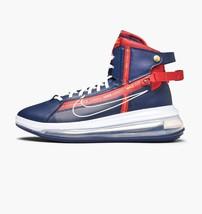Nike Air Max 720 Saturn Blue / Red Basketball Trainer - €208,06 EUR+