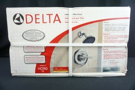 DELTA CLASSIC Shower Only (Brushed Nickel Finish) Model 142910-SS - $79.95
