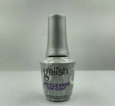 Harmony Gelish No Cleanse Top Coat 0.5 oz. [file off for removal!] - $15.83