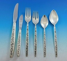 Valencia by International Sterling Silver Flatware Set for 12 Service 72 pieces  - $4,350.00