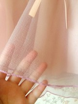Baby GIRL Skirt Flower Girl Tutu Skirt Peach Toddler Tulle Skirt Baby Shower NWT image 2