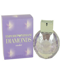 Emporio Armani Diamonds Violet by Giorgio Armani Eau De Parfum Spray 1.7 oz (Wo - $76.18