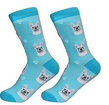 French Bulldog Socks -200 Needle Count-Cotton Socks- Life Like Detail of... - $10.45