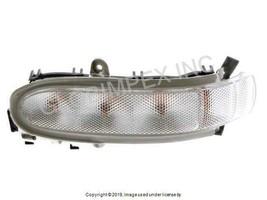Mercedes w203 Left Door Mirror Turn Signal Light Amber Bulbs Genuine + Warranty - $73.90