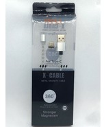 Yreka X-Cable Metal Magnetic Charging Cable For Android (Type-C) - $9.49