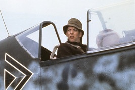 Donald Sutherland in The Eagle Has Landed Vintage World War 2 Airplane 1... - $23.99