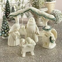 Department 56 Snowbabies 4031911 A Child Is Born Nativity Set 2013 - $123.74
