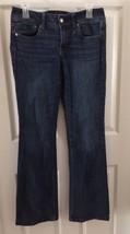AMERICAN EAGLE Womens Stretch ORIGINAL BOOT Cut Blue Denim Jeans Size 8 ... - $18.46