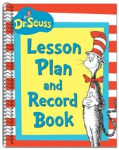 Eureka Dr. Seuss Back to School Classroom Supplies Record and Lesson Pla... - $17.13