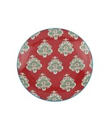 Shiraleah Home Khan Dinner Plate, Red - $24.74