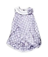 Soft Lilac/White Cascade Bubble Romper Size 12 Months/Nursery Rhyme™NWT  - $18.83 CAD