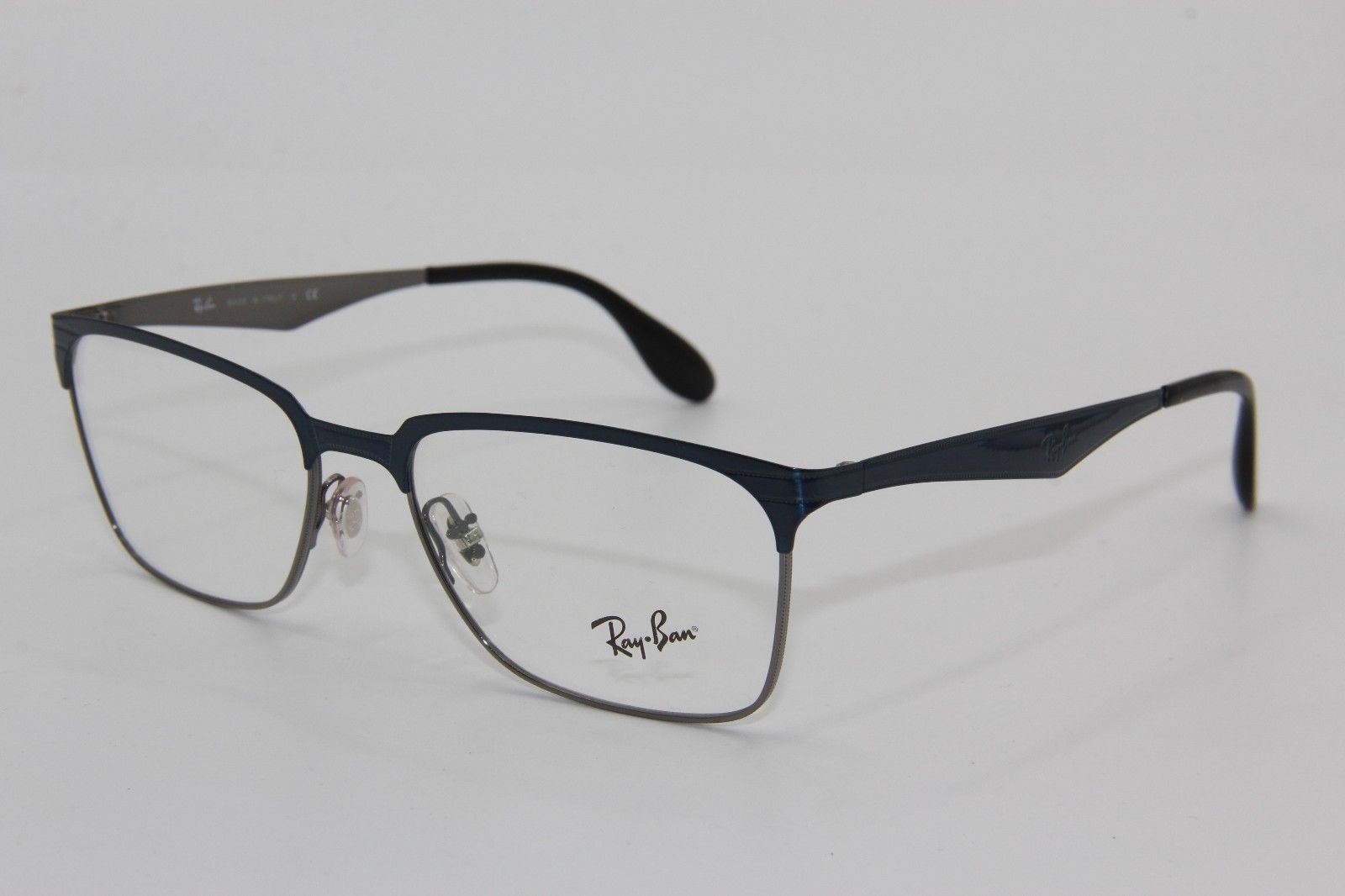 e08b14712f6 57. 57. Previous. NEW RAY-BAN RB 6344 2853 BLUE AUTHENTIC RX ...