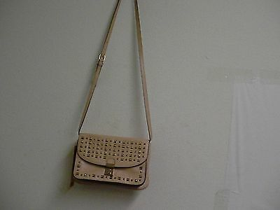 Primary image for Tory Burch Priscilla Convertible Clutch Crossbody Bag camilla pink Leather
