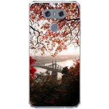 Bridge autumn city LG G6 Phone Case - $15.99