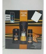 AXE Temptation 4 pcs Gift Set Body Wash Antiperspirant Fragrance & Body ... - $33.66
