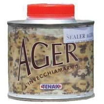Tenax Ager Color Enhancing Granite Sealer, Marble Sealer, & Stone Sealer - 1/4 L